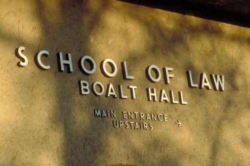 Boalt Hall, UC Berkeley School of Law
