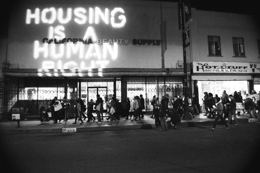 Taking back the boulevard 3: art, activism and gentrification in nela