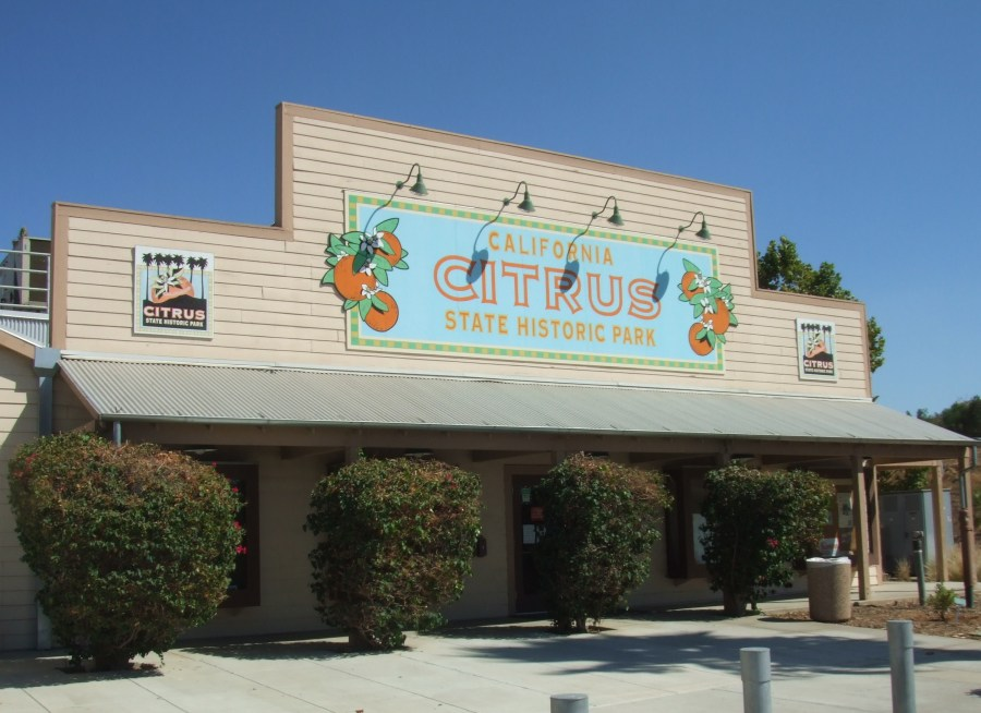 California Citrus State Historic Park Visitor's Center, Riverside