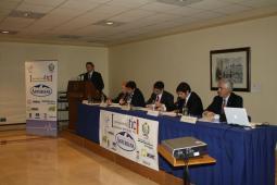 Presentación de Aquilino A. De Juan en la Inauguración de la I Semana Impulso TIC 2011 en el Auditorio Príncipe Felipe de Oviedo