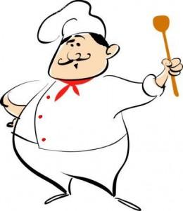CURSO DE COCINA Una forma de ayudar a trabajar en equipo es realizar un curso de cocina donde todos participen realizando una receta que después podrán utilizar en casa.