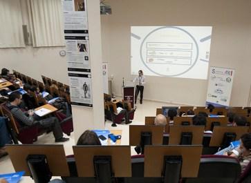 Jornada de Betabeers de la II Semana Impulso TIC 2012 en la Escuela Informática de Oviedo