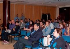 """Mesa redonda """"La informática y la Educación"""" de la II Semana Impulso TIC 2012 en el Auditorio Principe Felipe"""