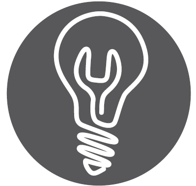 Creative Design Network Lightbulb