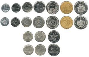 cuban coin money