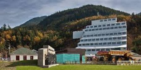 The restored Britannnia copper mine in B.C. has turned a former eyesore into an educational and visually fascinating source of income for the community.