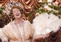 Streep was touching and hilarious in the title role.