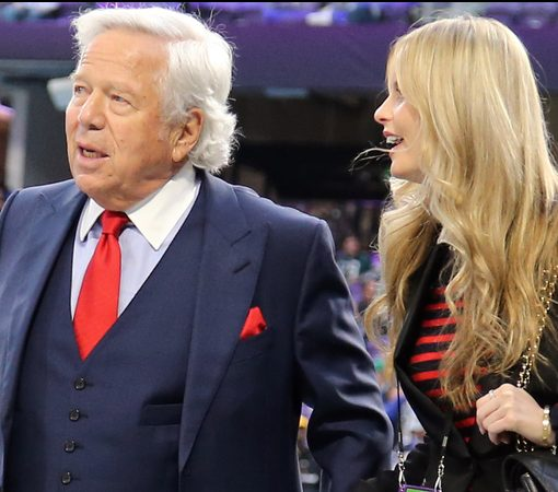 Should we allow Patriots' owner Robert Kraft to get off with a time-out?