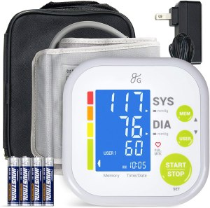 Greater Goods Blood Pressure Monitor Cuff Kit By Balance Digital