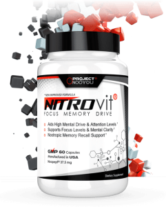 Nitrovit Focus Memory Drive