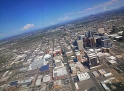 approaching Phoenix