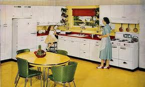 A Chicago Kitchen in the 1950s
