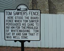 Is Tom Sawyer's Lesson Still Meaningful?