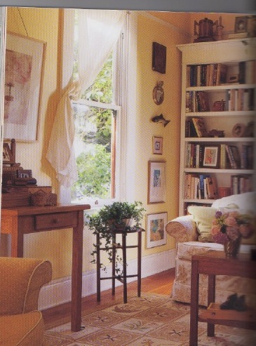 When Novels Speak to Your Decorating
