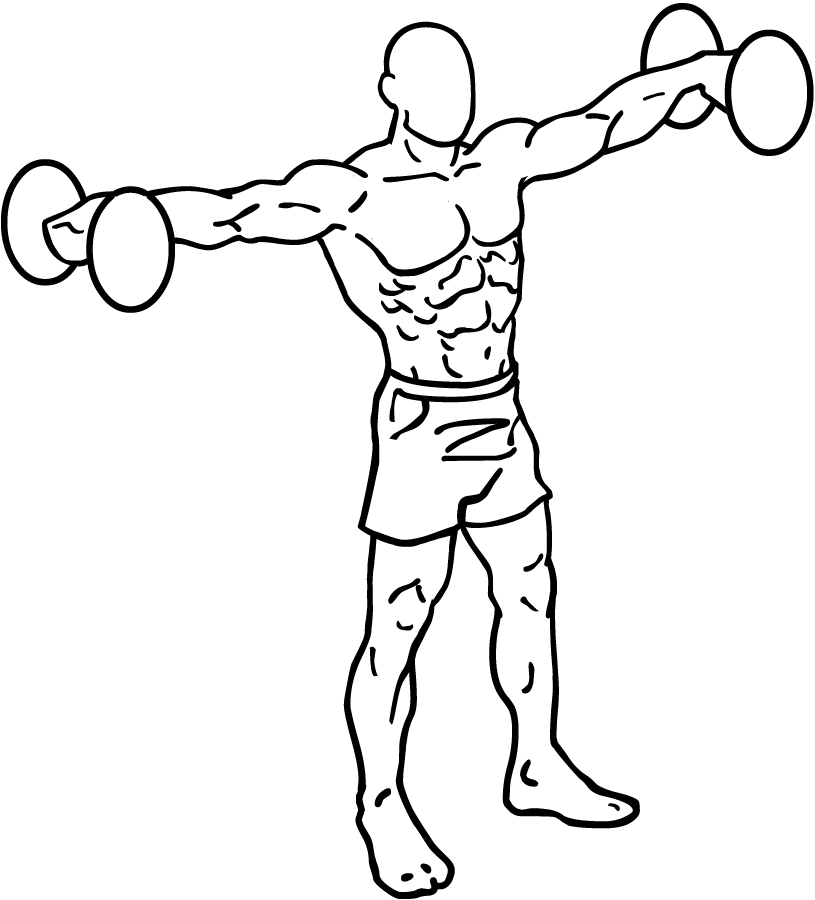 lateral raises
