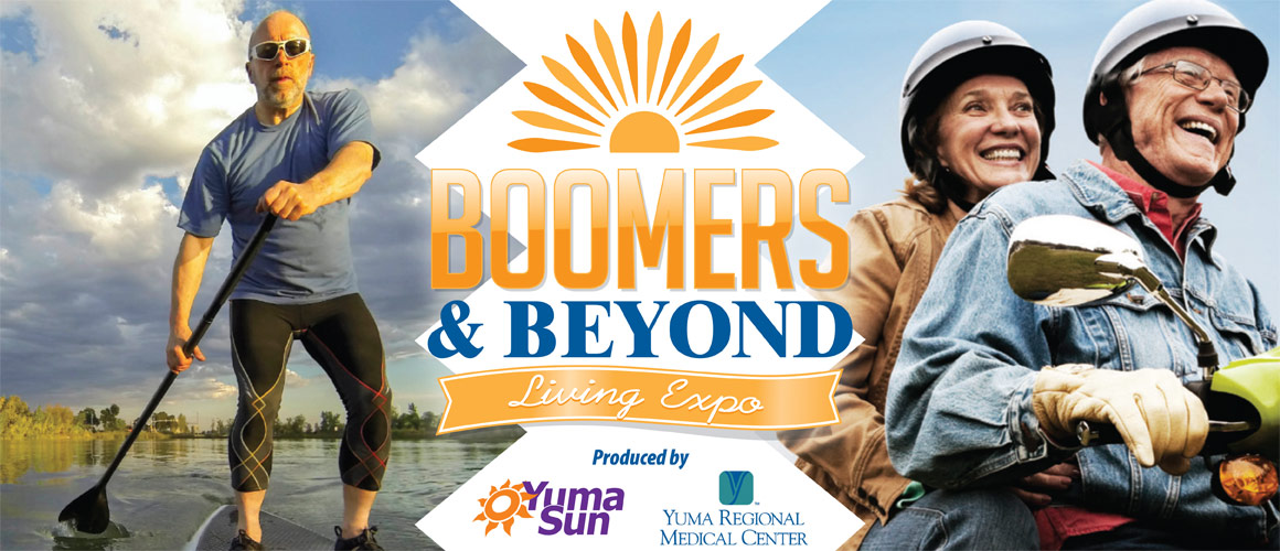 Boomers and Beyond Living Expo Website Header