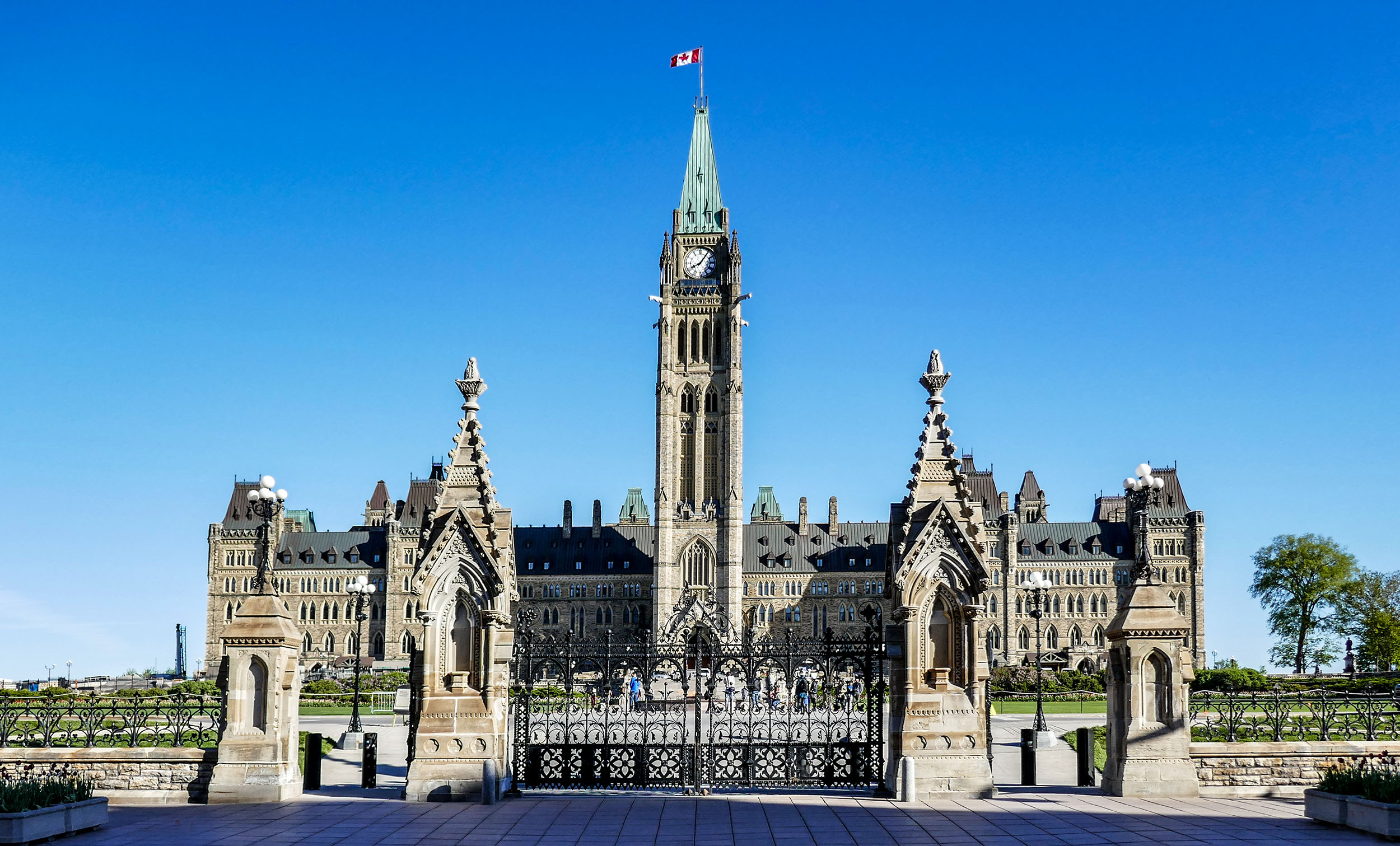 Why You Absolutely Must Visit Parliament Hill This Year