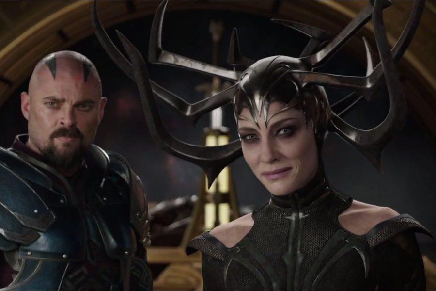Hela Skurge Thor: Ragnarok