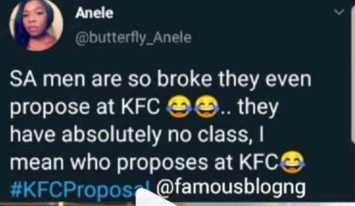 After being mocked for proposing at KFC, man gets over 300 wedding sponsorship requests (Video)