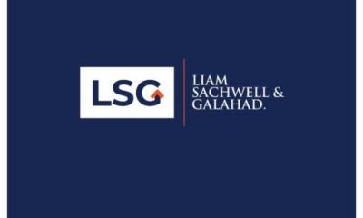 "Liam, Sachwell & Galahad To Launch ""LSG SMART INVEST APP"""