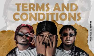 Pazzy - Terms & Condition ft Ysec & V'chon
