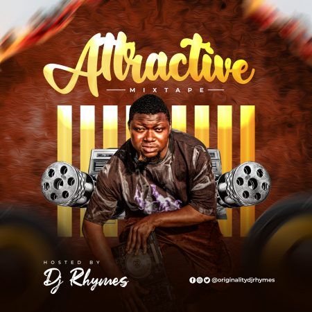 DJ RHYMES – Attractive Mixtape