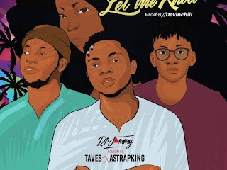 Dj Jammy - Let me know (feat Taves & Astrapking)