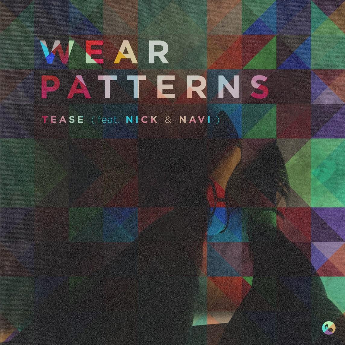 wear patterns - tease (cover)_hi