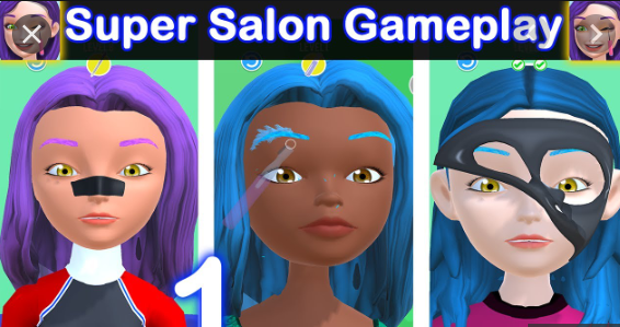 Super salon for pc