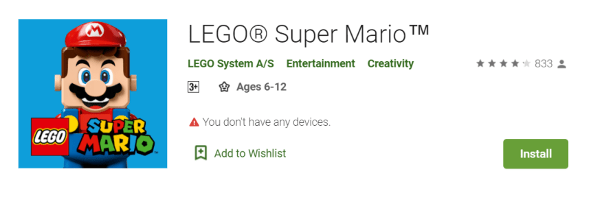 LEGO Super Mario for PC