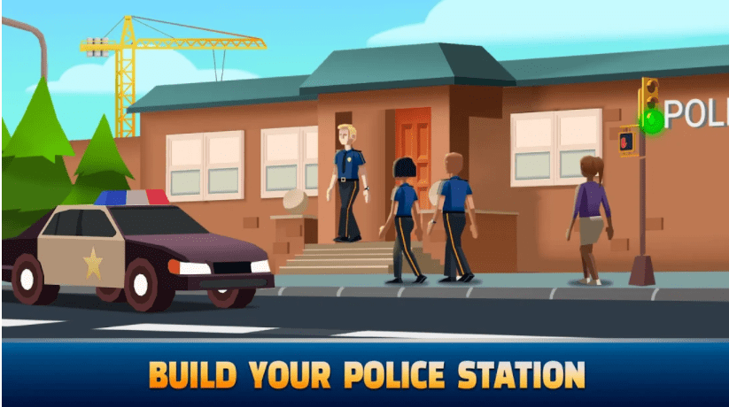 Idle Police Tycoon for PC
