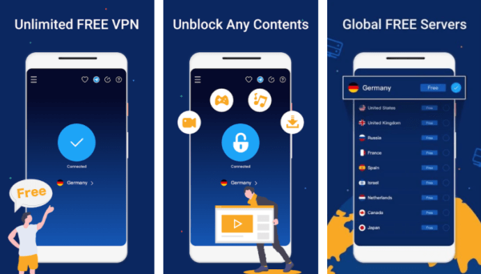 VPN Force for PC