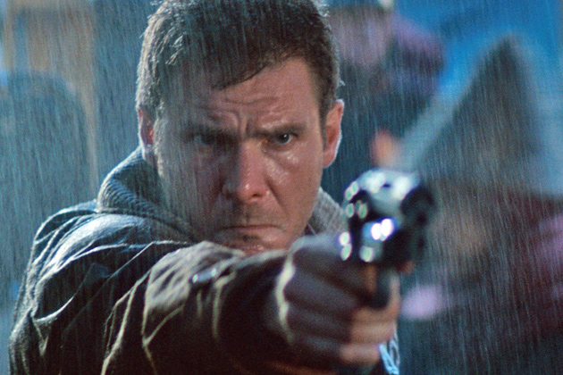 Image result for rick deckard