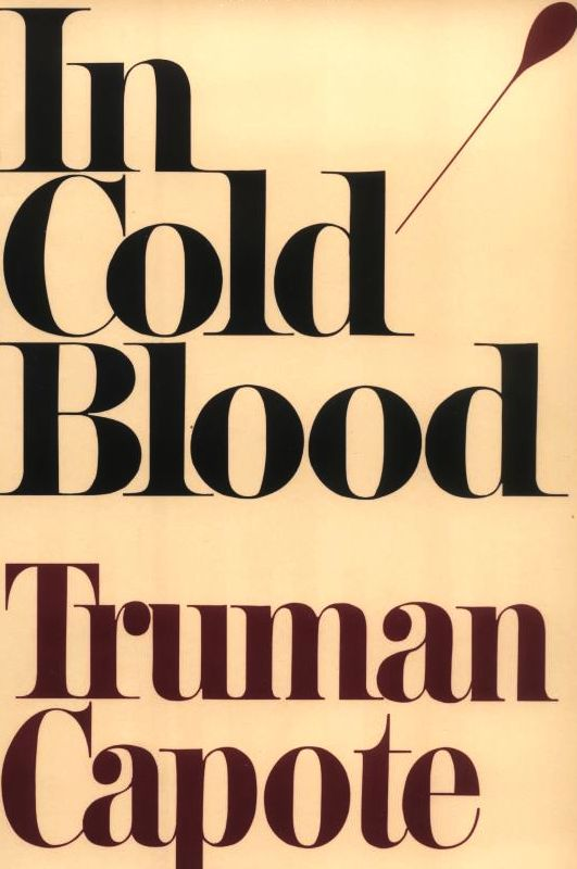 Image result for in cold blood by truman capote book