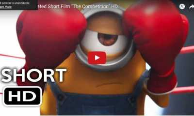 """Minions Full Animated Short Film """"The Competition"""" HD"""