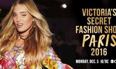 The Victoria's Secret Fashion Show 2016