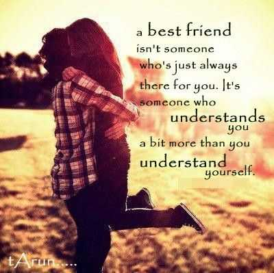 A Best friends Quotes
