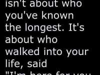 Friendship walked into your Life, Proved It - Best Friendship Quotes