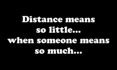 Long Distance Friendship Quotes
