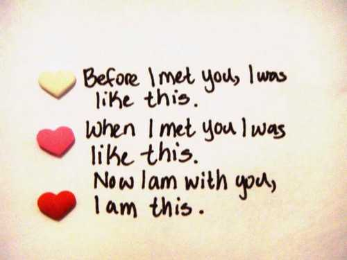 when i met you quotes