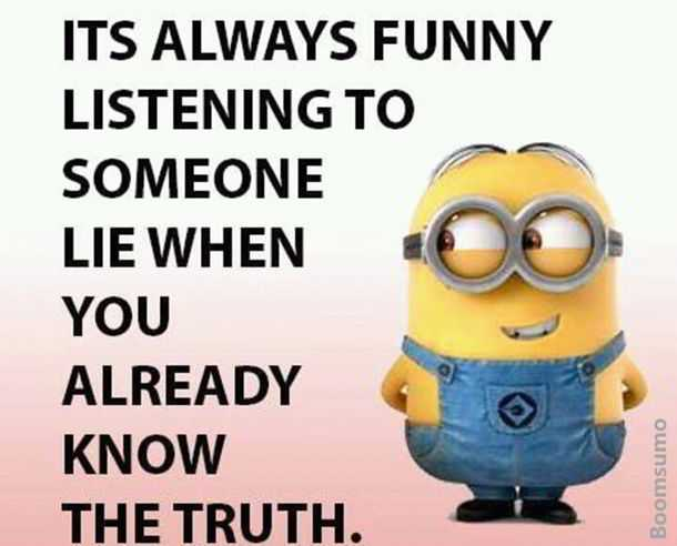 Cool Quotes about life Always Funny Someone Lie Already ...