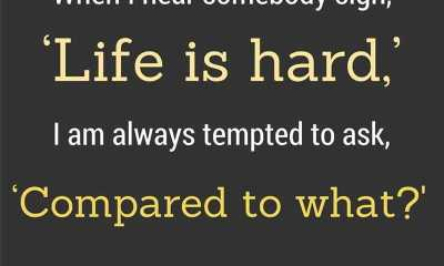 Positive quotes about life quotes and sayings Life is hard Inspirational quotes