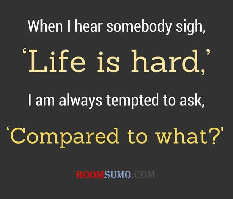 Inspirational Life Quotes And Sayings Stunning Life Quotes And Sayings 'life Is Hard' Inspirational Sayings