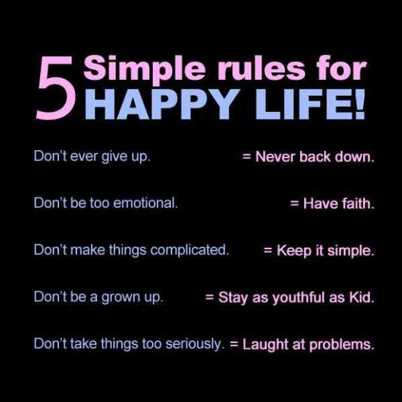 About Life Quotes Gorgeous Inspirational Quotes About Life Quote Life 48 Simple Rules For