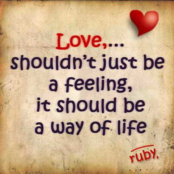 Quotes About Life Love Just Way Of Life Romantic Love Quotes For