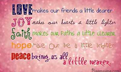 Inspirational quotes about love and life Bring Us Little Nearer life love quotes
