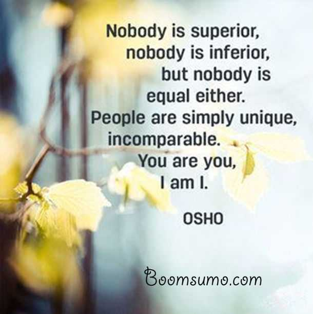 Osho Quotes Custom Osho Quotes About Life 'People Are Simply Unique Life Quotes