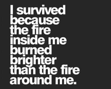 Quotes Of The Day I can Survied All Times, encouragement Quotes