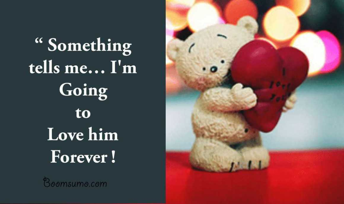 love life quotes I'm Going to Love Forever shortlove quotes