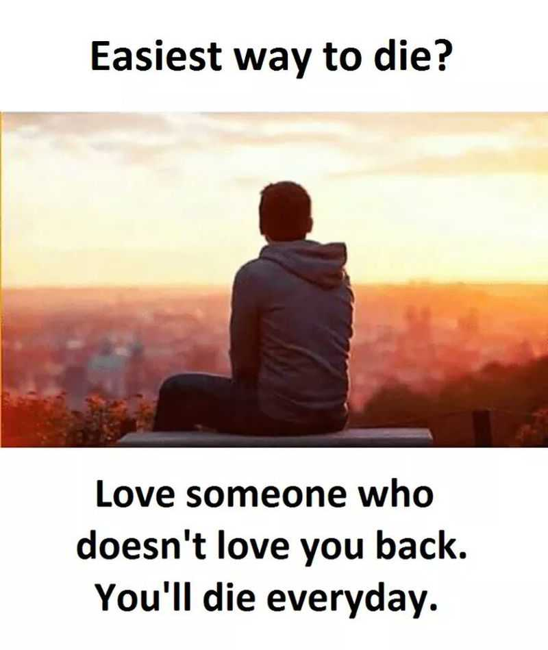Sad Love Quotes Easy Way To Die? Life And Pain Depressed Love Quotes